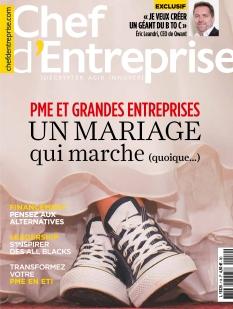 Chef d'Entreprise magazine  |