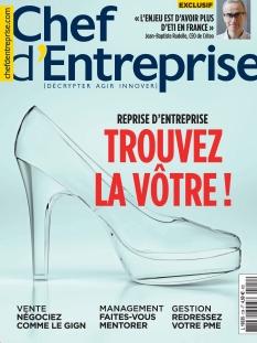 Jaquette Chef d'Entreprise Magazine