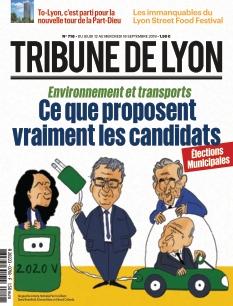 Tribune de Lyon |