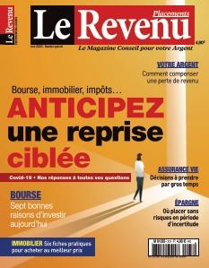 Jaquette Le Revenu Placements