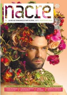 Jaquette Nacre magazine