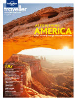 BBC Lonely Planet Magazine