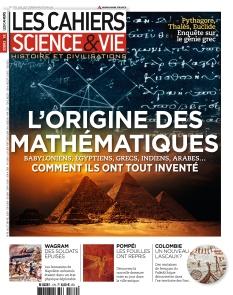 Jaquette Les Cahiers de Science & Vie