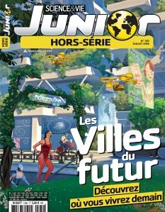 Jaquette Science & Vie Junior Hors-Série