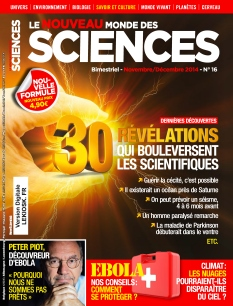 Le Monde des Sciences |