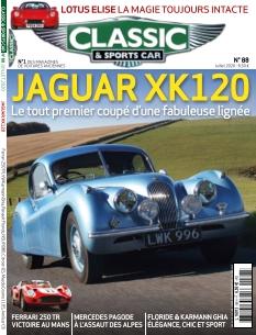 Jaquette Classic & Sports Car