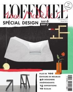 L'Officiel 1000 Modèles Hors-Série Design |