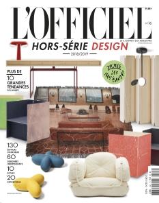 L'Officiel 1000 Modèles Hors-Série Design