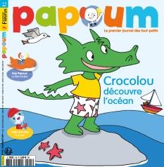 Jaquette Papoum