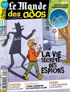 Le Monde des Ados |