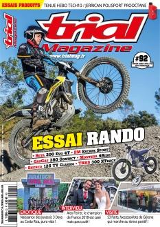 Trial magazine |
