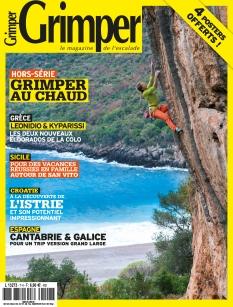 Grimper magazine  |