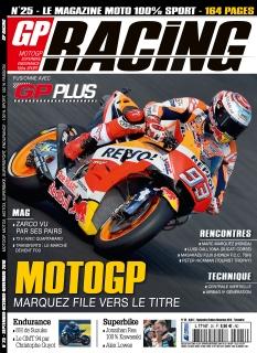 Jaquette GP Racing