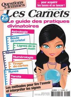 Jaquette Questions de femmes Les Carnets