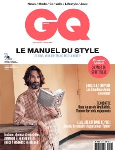 Jaquette GQ L'essentiel du style