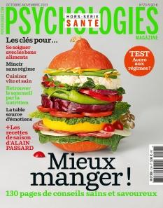 Psychologies Hors-Série Santé |