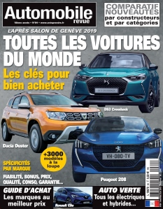 Automobile revue |