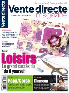 Vente directe magazine |