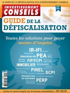 Investissement Conseils Hors-Série |