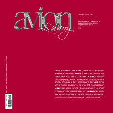 Avion Luxury International Airport magazine - Italie |