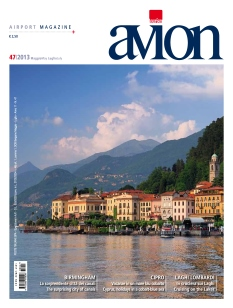 Avion Tourism Airport magazine - Italie |