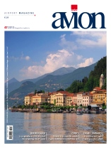 Avion Tourism Airport Magazine Italie