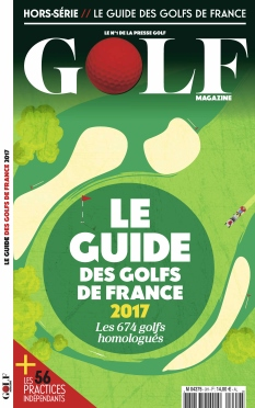 Golf magazine (Guide des Golfs)