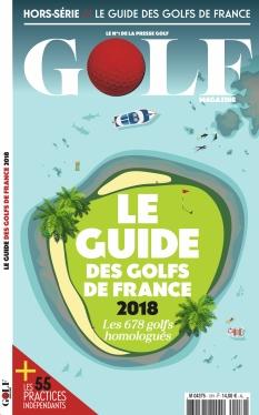 Golf magazine (Guide des Golfs) |