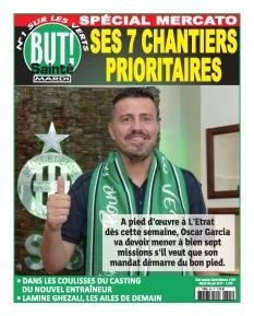 But! Saint-Étienne Mardi |