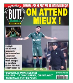 But! Saint-Étienne Mercredi