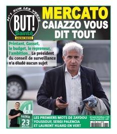 But! Saint-Étienne Mercredi |