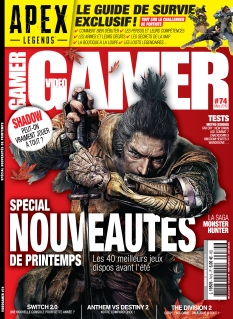 Jaquette Video Gamer
