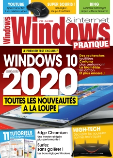 Jaquette Windows & Internet Pratique