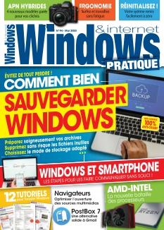 Jaquette Windows & Internet Pratique