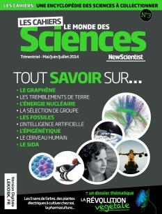 Le Monde des Sciences Les Cahiers |