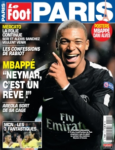 Le Foot Paris magazine |
