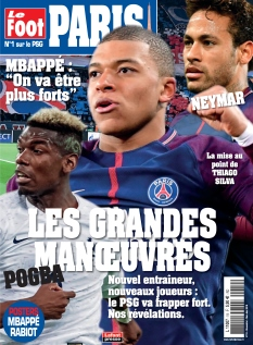Le Foot Paris magazine