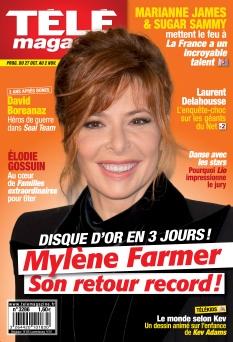 Jaquette Télé Magazine