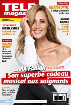 Couverture de Télé Magazine