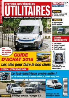 Le Monde du Plein-Air Hors-Série Véhicules Utilitaires |