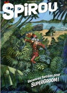 Couverture de Le Journal de Spirou