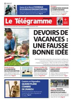 Le Télégramme Brest  