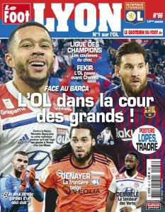 Le Foot Lyon magazine