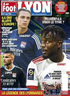 Le Foot Lyon magazine |