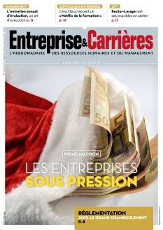 Entreprise & Carrières |