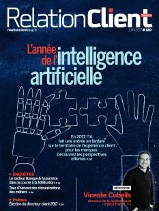 Relation Client magazine  |