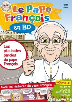 Le pape François en BD |