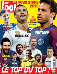 Jaquette Le Foot magazine