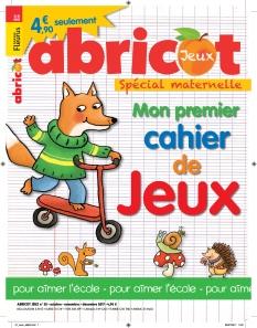 Jaquette Abricot Jeux