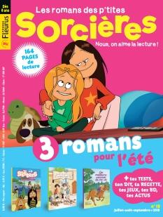 Les Romans des P'tites Sorcières  